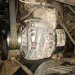 Замена ремня генератора на Ниве Шевроле: инструкция