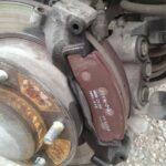 Замена передних тормозных колодок: Нива Шевроле и Нива 4x4